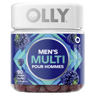 OLLY Nutrition Canada  - Men's Multi - 90 ct
