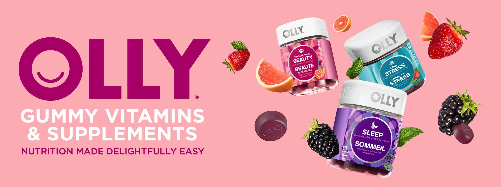 OLLY Vitamins & Supplements